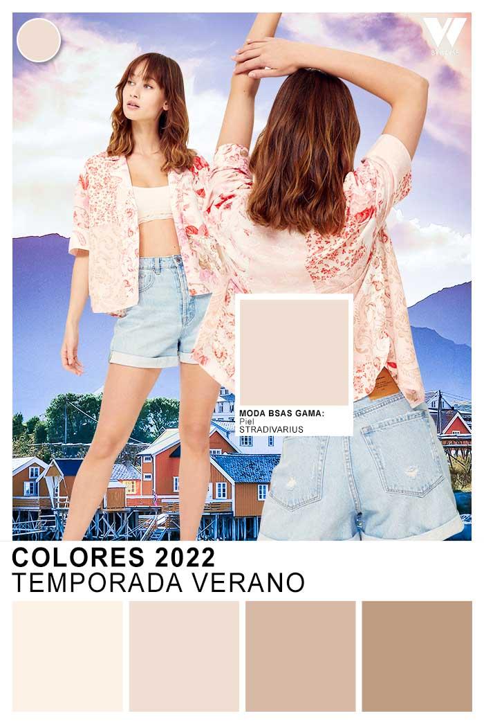 ropa de mujer colores de moda verano 2022