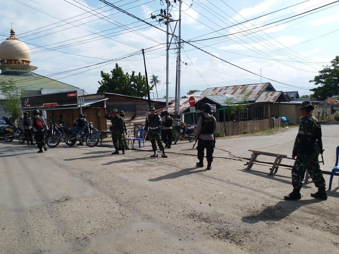 Sinergitas TNI-Polri dalam Penanggulangan Bencana Gempa