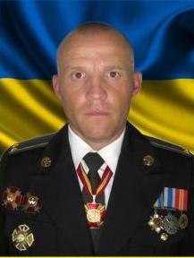 The legendary Mike, commander of the 95th Assault Brigade Maksym Myrhorodsky