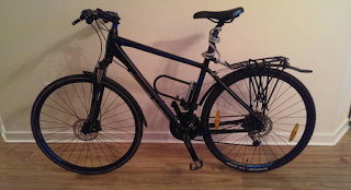 Stolen Bicycle - Cannondale 700 M Quick Disc
