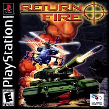 Return Fire - PS1 - ISOs Download