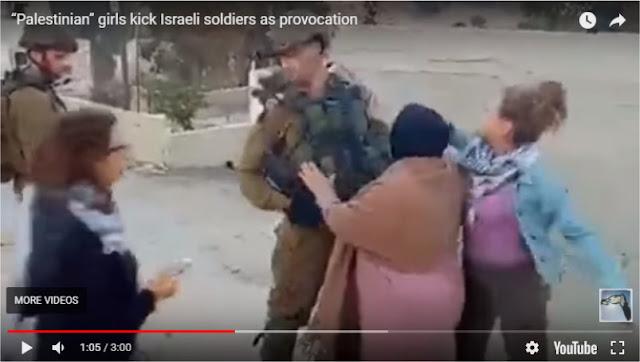 Tampar Tentara Israel, Gadis 16 Tahun Jadi Pahlawan Baru Palestina