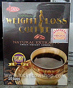 S100 Weight Loss Coffee