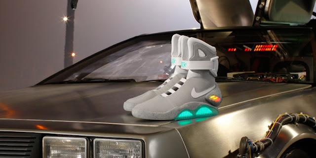 Nike Regreso al futuro II