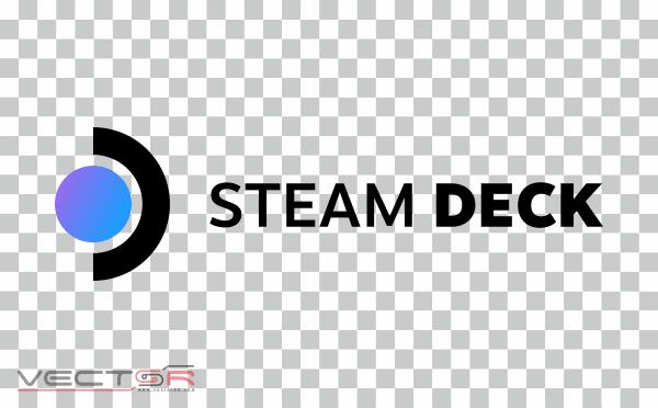 Steam Deck (2021) Logo - Download .PNG (Portable Network Graphics) Transparent Images