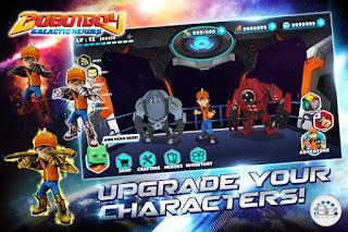 BoBoiBoy: Galactic Heroes RPG MOD v1.0.1 APK Terbaru Gratis
