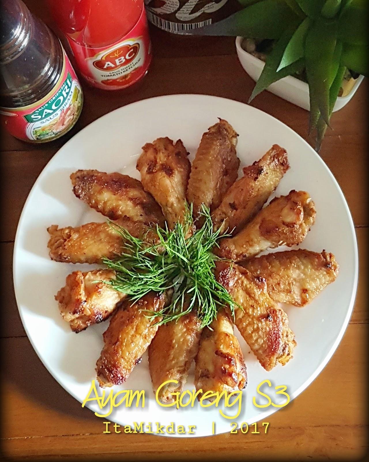 Ayam Goreng S3