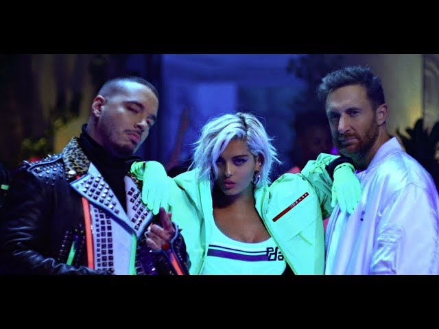 Say My Name - David Guetta, Bebe Rexha & J Balvin Lyrics English