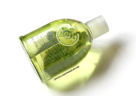The Body Shop Virgin Mojito Collection Review Body Splash