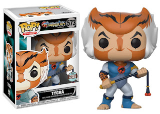 Pop! TV: Thundercats - Tygra
