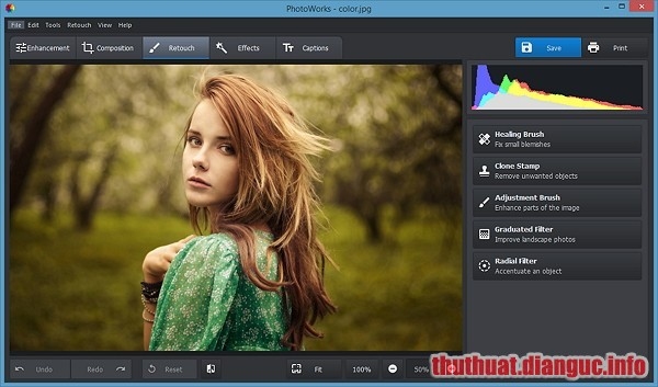Download AMS Software PhotoWorks 7.0 Full Crack