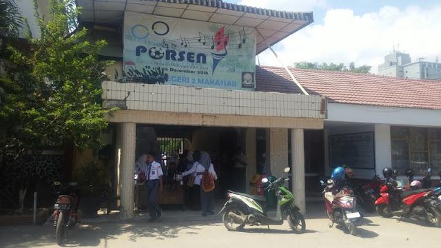 Guru SMKN 2 Makassar Dipukul Orangtua Siswa di Ruang Kelas