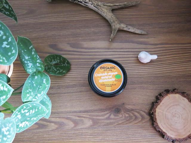 Organic Kitchen | Naturalny krem do rąk z witaminami | Malina moroszka.
