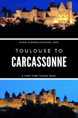 Toulouse to Carcassonne in a weekend