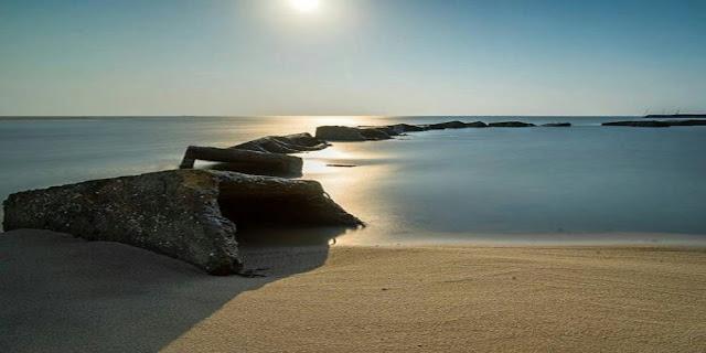 The Beauty and History of Teluk Bogam Beach, Southeast Kalimantan