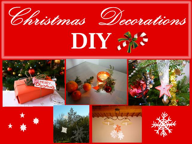 świąteczne dekoracje DIY dekoracje Boze Narodzenie