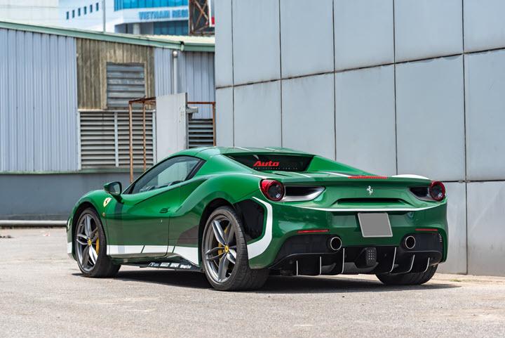 Lý lịch ít ai biết của siêu xe Ferrari 488 Spider phiên bản 'Grab' đang nổi đình nổi đám tại Việt Nam