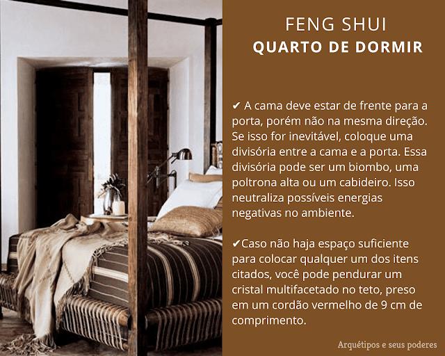 Aplicando Feng Shui no Quarto de Dormir