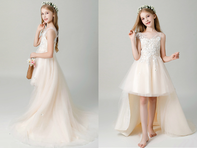 wedding dress ideas for flower girls how to choose flower girl dress for spring