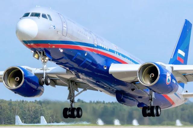 Tupolev Tu-214 Specs