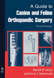 A Guide to Canine and Feline Orthopaedic Surgery 4th Edition