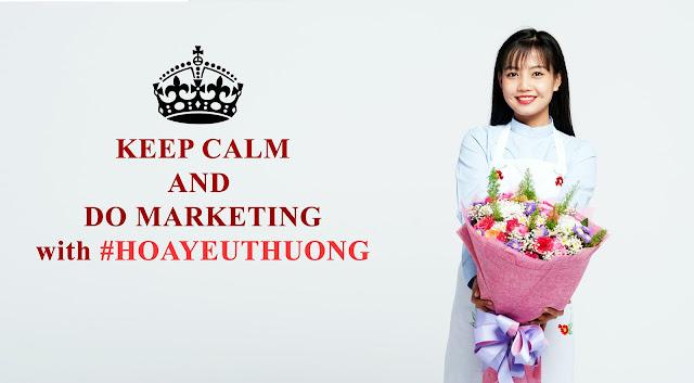Tuyển dụng Marketing của Hoa Yêu Thương cho hệ sinh thái