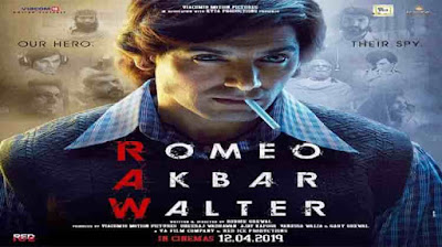 John Abraham Movie RAW - Romeo Akbar Walter Trailer Launch