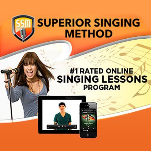 Superior Singing Method - Online Singing Course