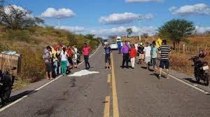 EXU PE-Pai e filho morrem em acidente de trânsito em Exu, no Sertão do Araripe