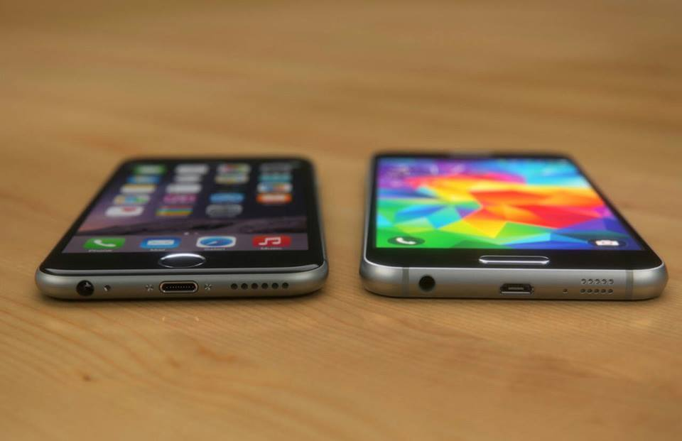 Samsung%2BGalaxy%2BS6%2Bleaked%2Bphotos Quais as diferenças entre o Galaxy Note Edge e o Galaxy S6 Edge image