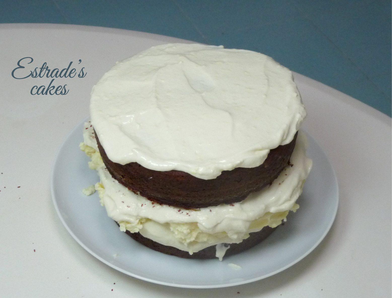 redvelvet cheesecake - 4