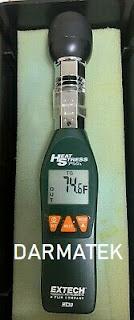 Darmatek Jual Extech HT-30 Heat Strees WBGT Meter