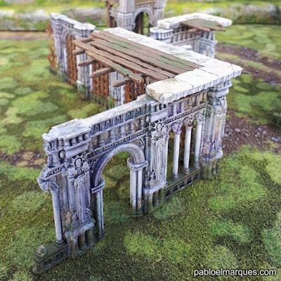 Warcry Edificio