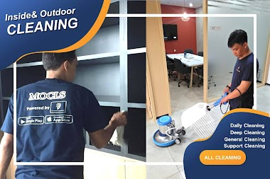 Butuh Layanan General Cleaning & Deep Cleaning?