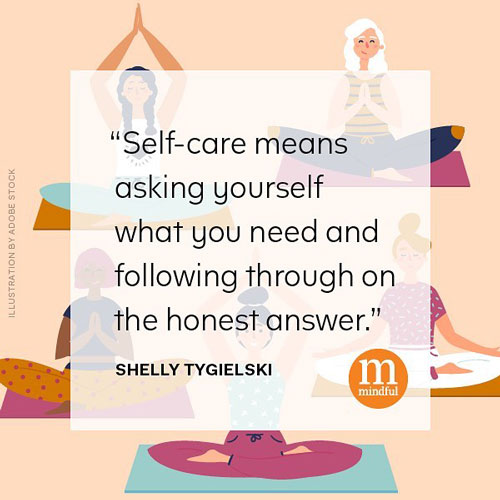 23 Self Care Quotes to Take Care of Yourself and Your Body. Positive Vibes via thenaturalside.com | Self improvement + self esteem | #selfcare #wellness #selflove #quotes
