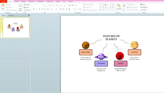 Cara Mudah Membuat Infografis  Dengan Power Point