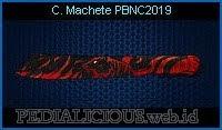 Combat Machete PBNC2019