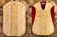 More Embroidery From Sacra Domus Aurea