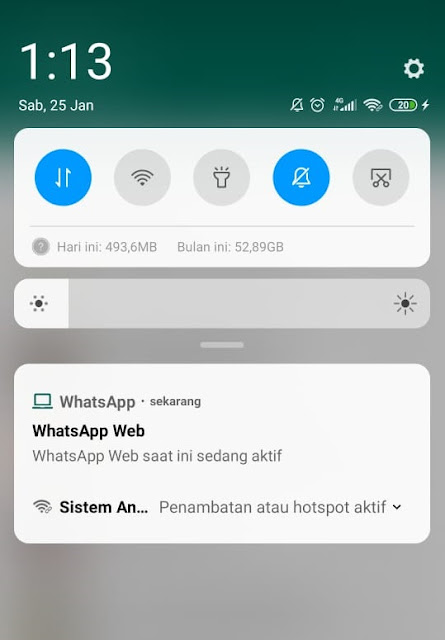 WA Web : 2 Cara Buka Whatsapp di Laptop dan PC dan Cara Log Out WA Web