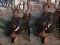 Bejat, Pria Ini Seret dan Banting Ibu Kandungnya di Banjarmasin, Tanpa Sebab saat Mabuk