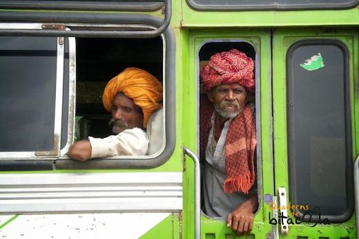 bus india