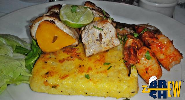 La Tapenade Mediterranean Cafe,Mediterranean Grilled platter