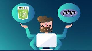 Node Js MongoDb Vs Php Mysql :Build The Same Web Application