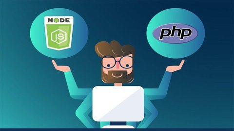 Node Js MongoDb Vs Php Mysql : Build The Same Web Application [Free Online Course] - TechCracked