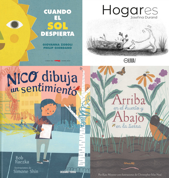 Libros para niñas y niños