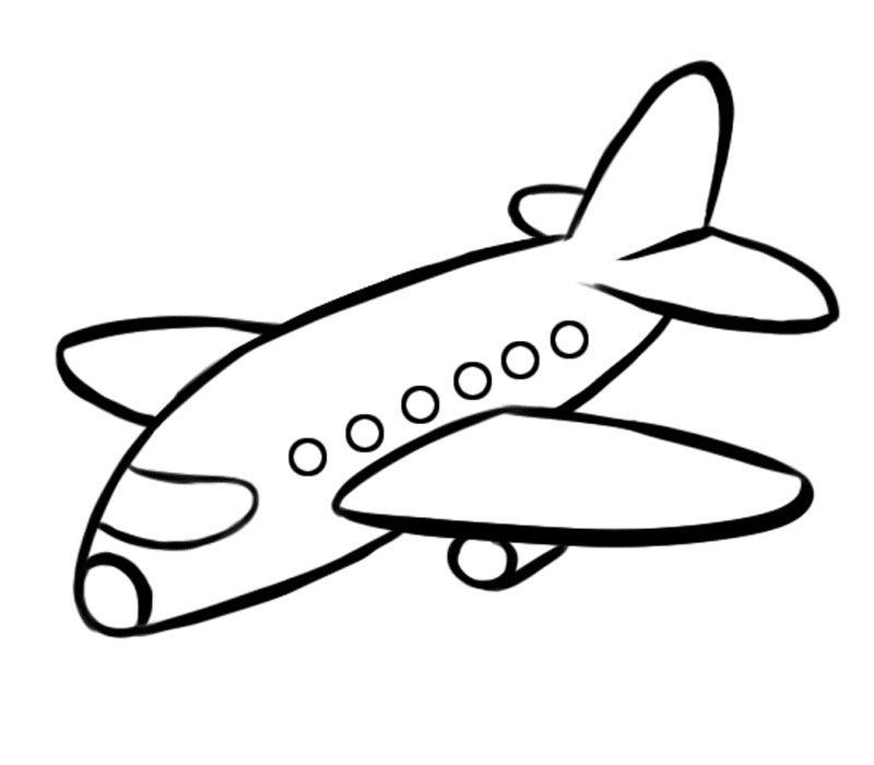 Desenhos De Avioes Para Colorir Desenhos Para Colorir