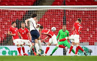 ملخص واهداف مباراة انجلترا وبولندا (2-1) تصفيات كاس العالم