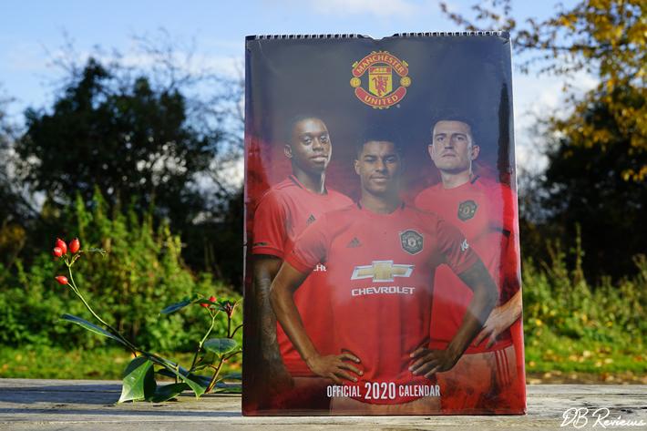 Manchester United FC 2020 Calendar