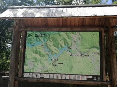 Plitvicka Jezera parco