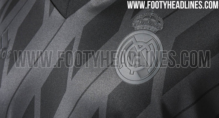 ff25fa19161 Stunning Special Adidas Real Madrid 17-18 Jersey Leaked - Sports kicks
